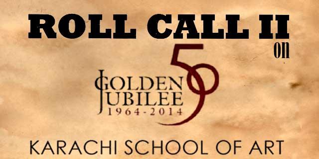 Roll Call II on  Years of KSA Golden Jubilee Celebration