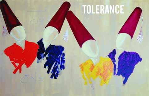 Tolerance by Faiza Shaikh